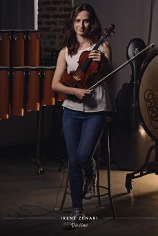 Irene Zenari - Tango Music Italia - Andrea Pilloni
