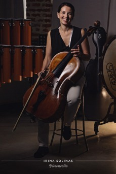 Irina Solinas - Tango Music Italia - Andrea Pilloni
