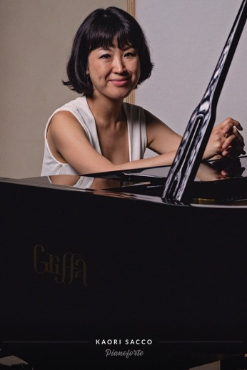 Kaori Sacco - Tango Music Italia - Andrea Pilloni